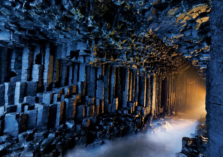 Fingal's Cave, Staffa, Scotland