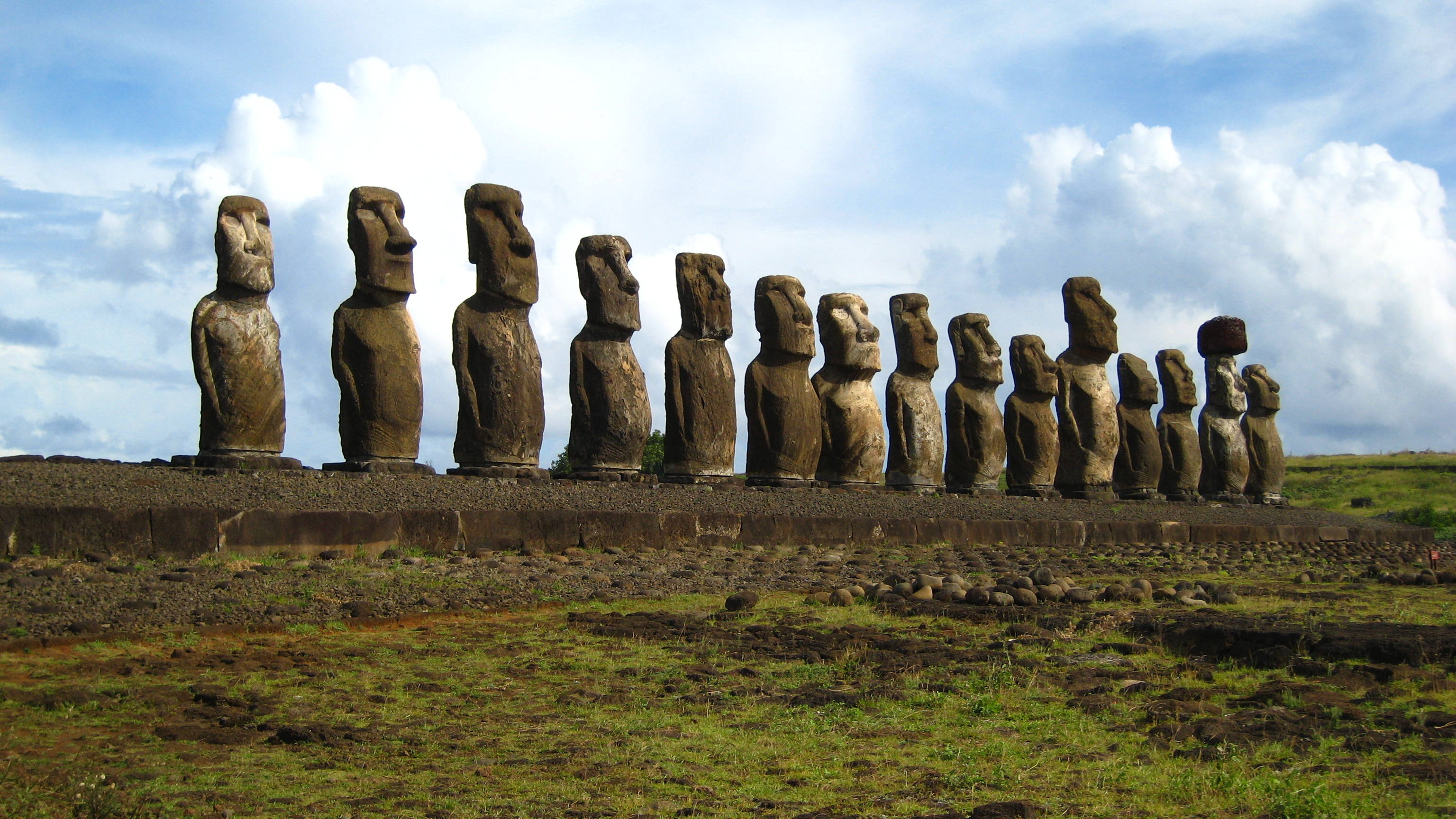 Easter Island  Beautiful Places to Visit