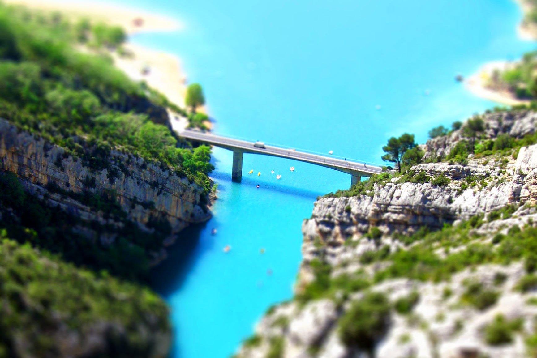 Verdon Gorge France Beautiful Places To Visit
