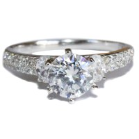 Solitaire Diamond Promise Ring