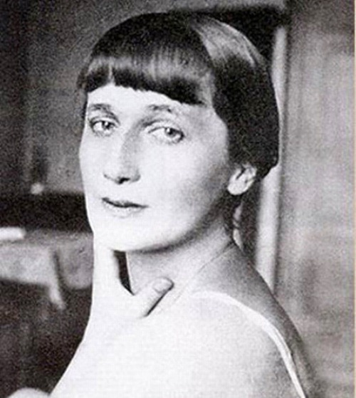 Image result for anna akhmatova""