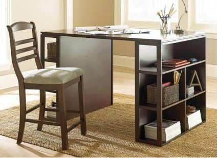 barclay-black-counter-height-desk-coaster-newhouse-counter-height-table-dining-table-home-decorating-unique-space-saving-dining-room-table-base-designs-wood-materials-ideas-with-cool-chairs-modern