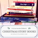 Itsy Bitsy Christmas and Other Christmas Books for Young Children
