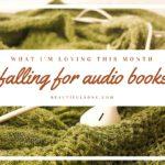 falling for audio books