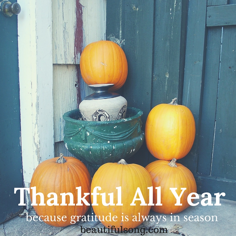 thankfulallyear