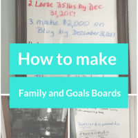 How to Create A Goals Board
