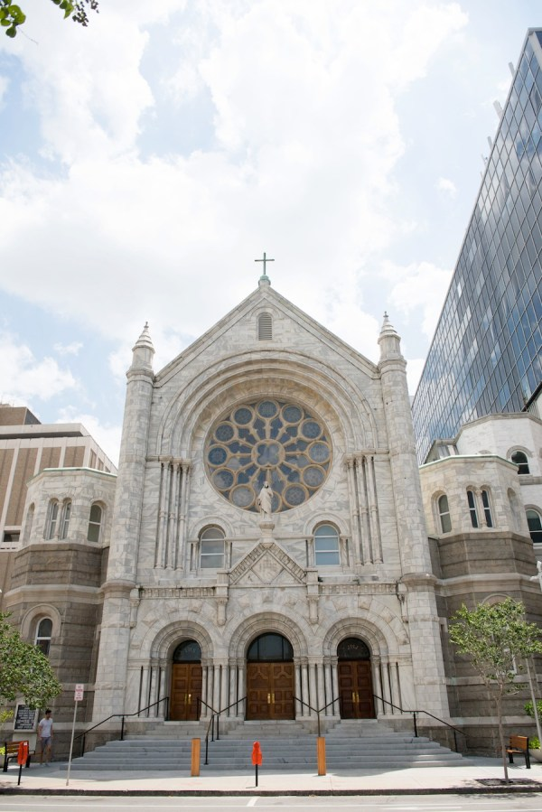 Downtown Tampa Wedding Ceremony Venue | Sacred Heart Catholic Church