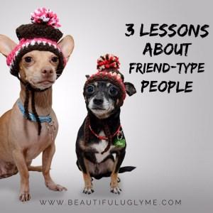 Friend-Type People
