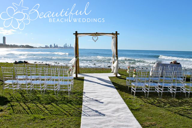 John Laws Park Wedding Burleigh Heads Gold Coast
