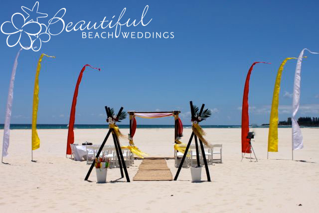 Kirra Beach Wedding Gold Coast