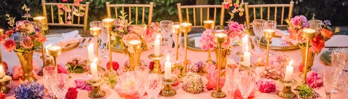 Wedding Styling Services