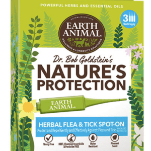 Earth Animal Natures Protection Flea and Tick Spot