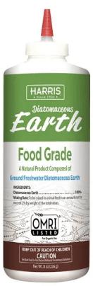 Diatomaceous Earth 8 oz