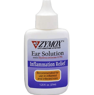 Zymox Ear Solution Inflammation Relief