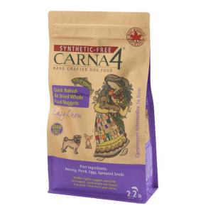 Natural Easy-Chew Dog Food