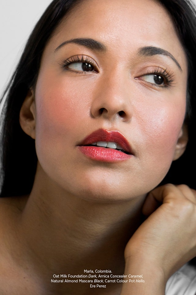 Ere Perez Carrot Colour Pots poskipuna ja huulipuna – Hello