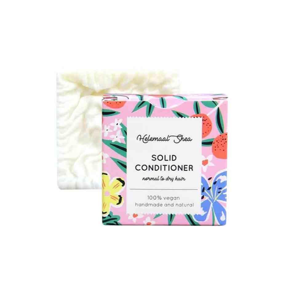 HelemaalShea Solid Conditioner Normal to Dry Hair - kiinteä hoitoainepala