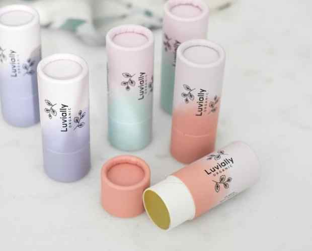 Luvially Organic Lip Balm huulivoiteet