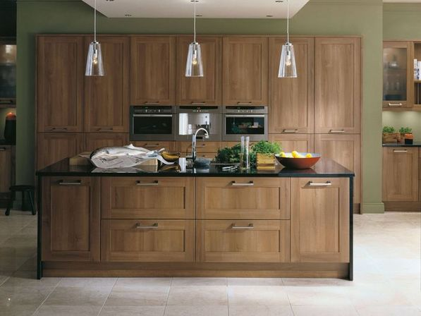 The Value Of The Walnut Kitchen Cabinets Kitchens Designs Ideas