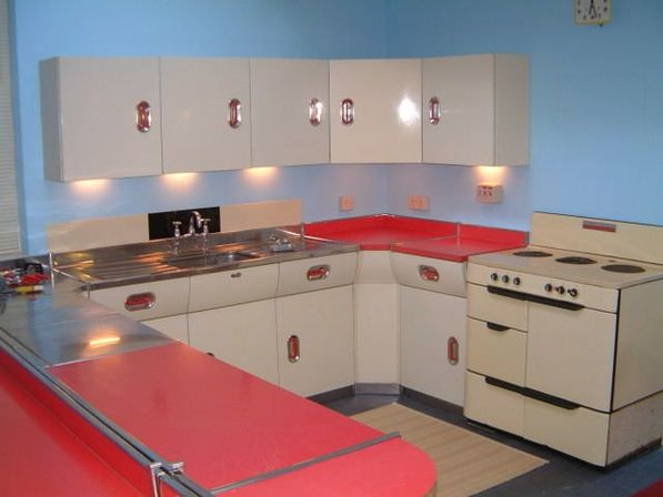 metal cabinets kitchen round table and chairs best vintage in 2019 beautikitchens com there are 4 steps to save