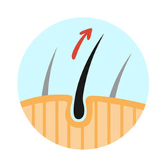 hair removal icon