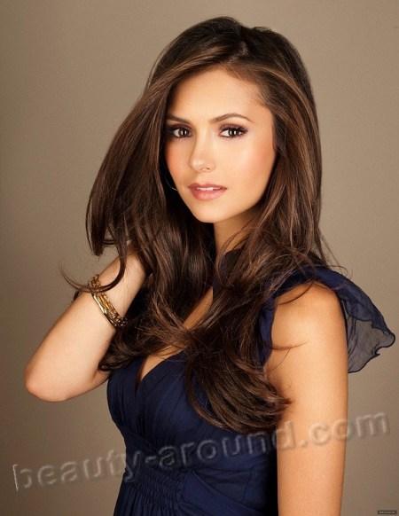 Nina Dobrev фото beautiful Canadian Hollywood actress photos