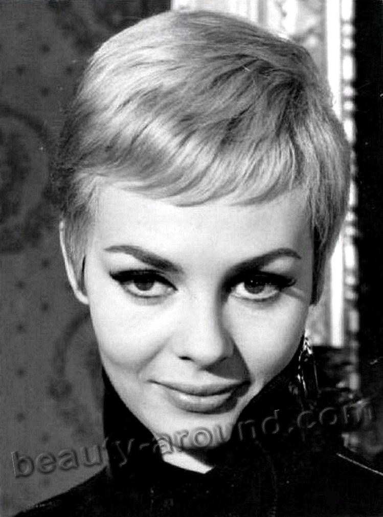 Michele Mercier  French actress 29 photos