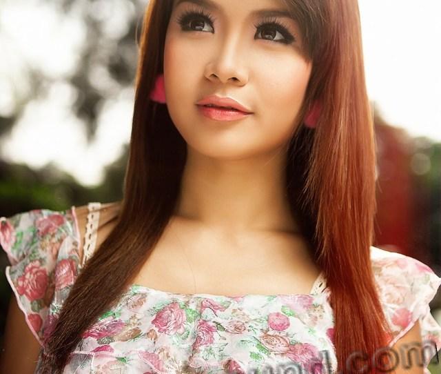 Nann Myat Phyo Thin Myanmar Photomodel