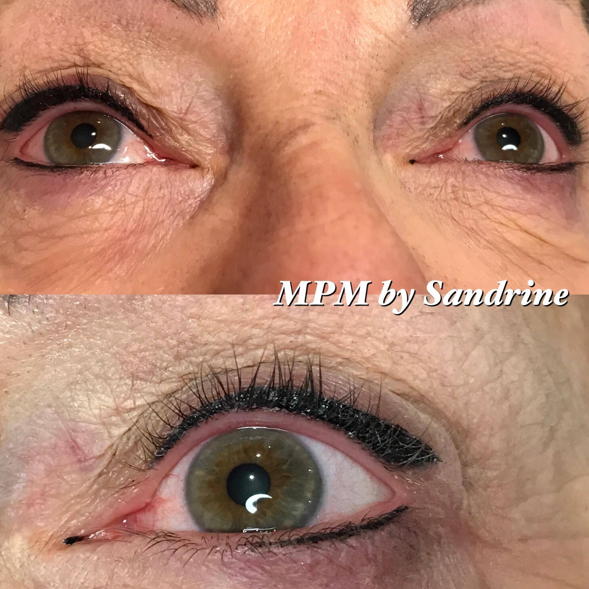 Maquillage Permanent Des Yeux  Institut De Beauté Beauty