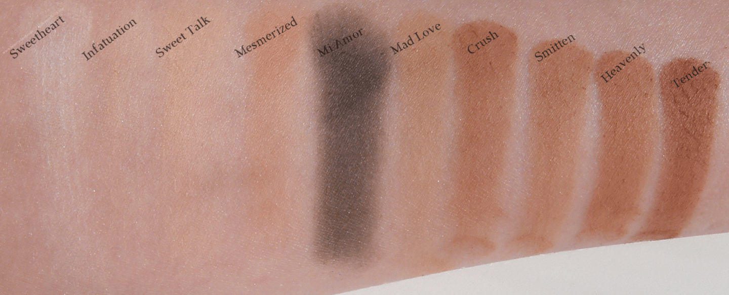 Matte About You Pro Eyeshadow Palette by Violet Voss Cosmetics #9