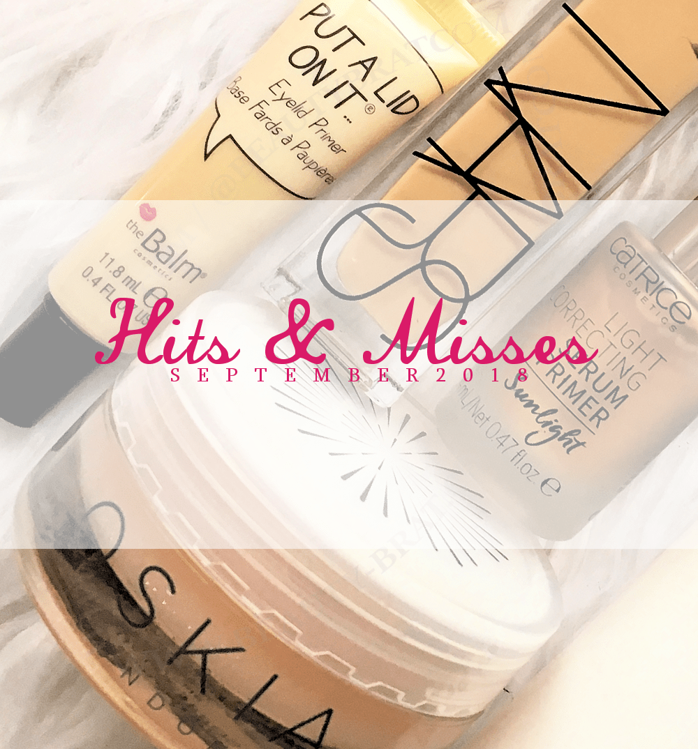 Hits & Misses | September 2018