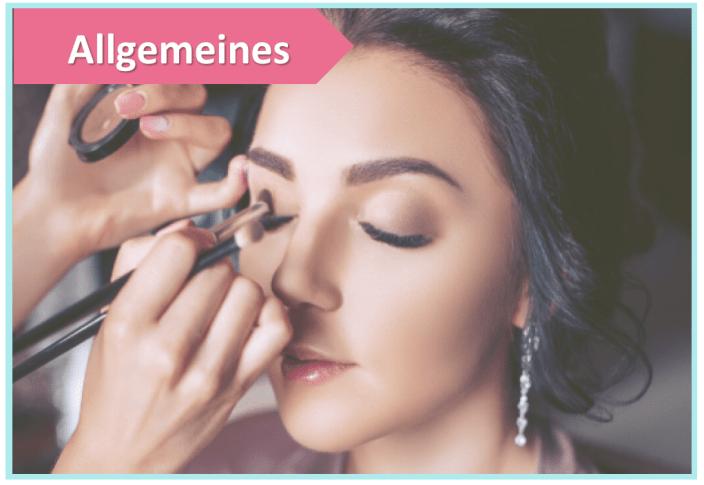 Make-up Artist Onlineausbildung