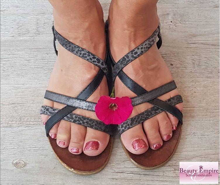 gellak voet