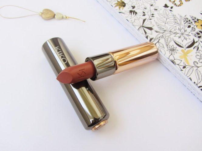 kiko gossamer 104 lipstick
