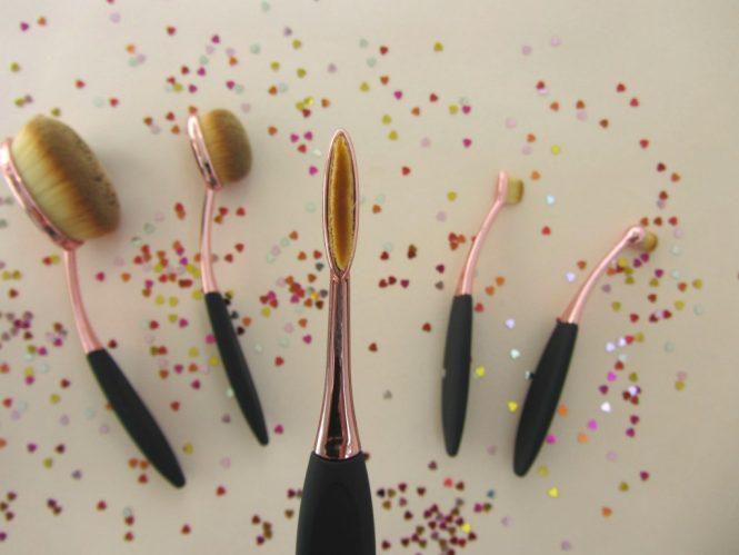 buyincoins oval brush set