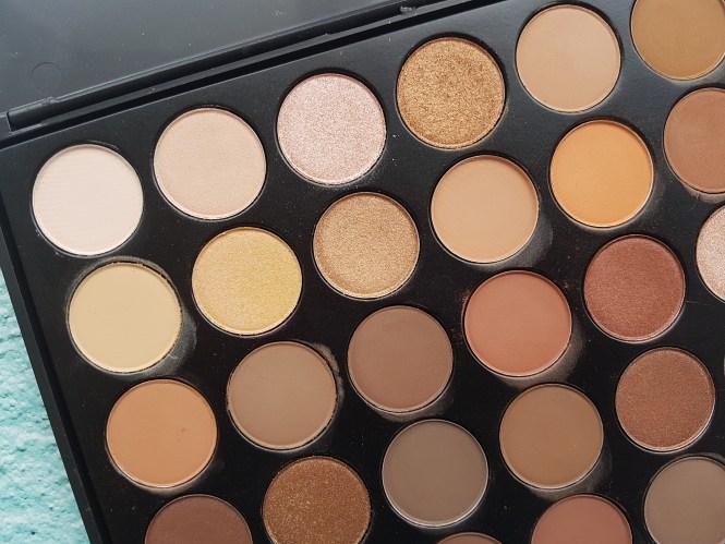 lollipop cosmetics p35 eyeshadow palette