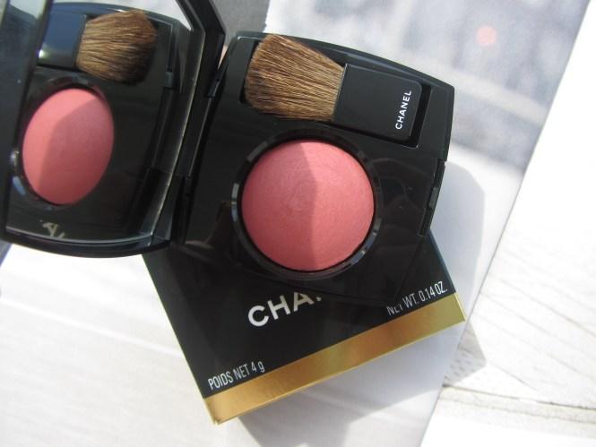 chanel 320 rouge profond blush lim ed
