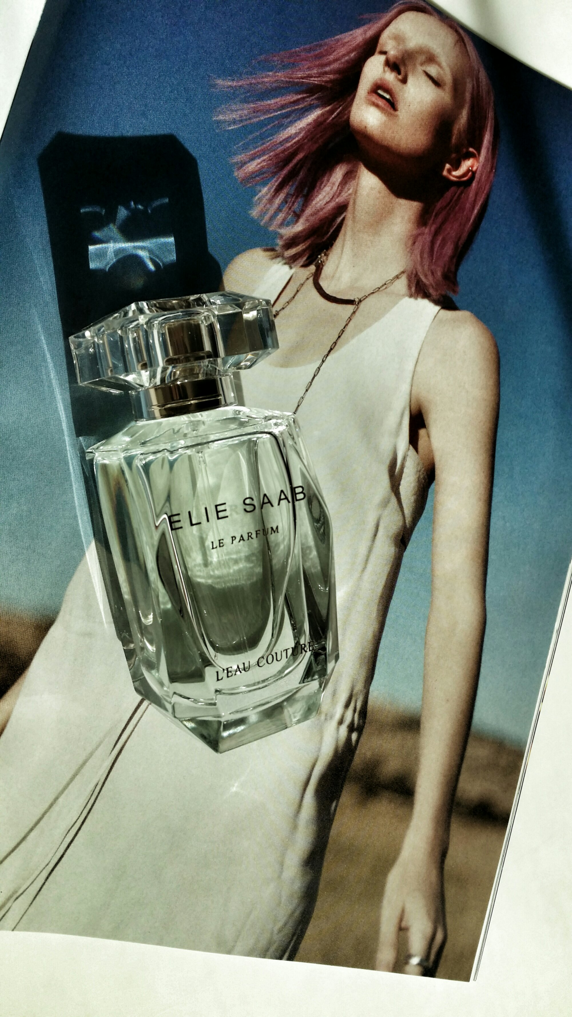 Elie Saab Le Parfum Leau Couture Eau De Toilette The Beauty Gazette