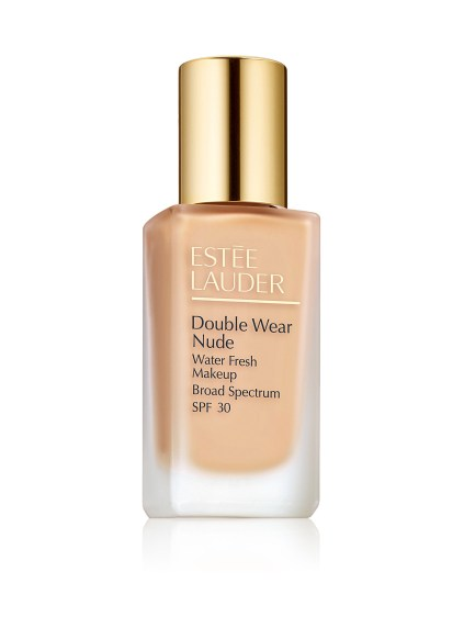 Estee Lauder Double Wear Nude Water Fresh Makeup