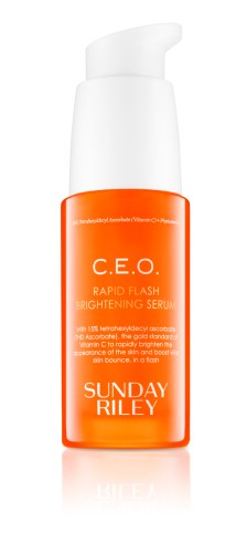 Sunday Riley CEO Rapid Flash Brightening Serum