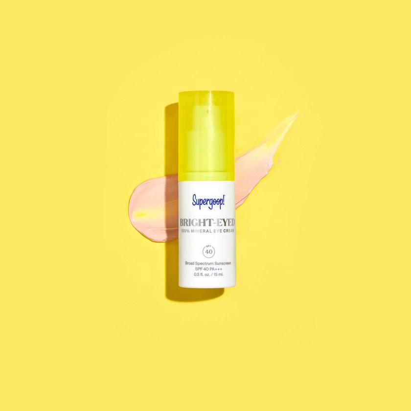 Supergoop! Bright-Eyed Mineral Eye Cream