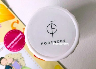 Forencos Foamed Vitamin C Sparkling Wate