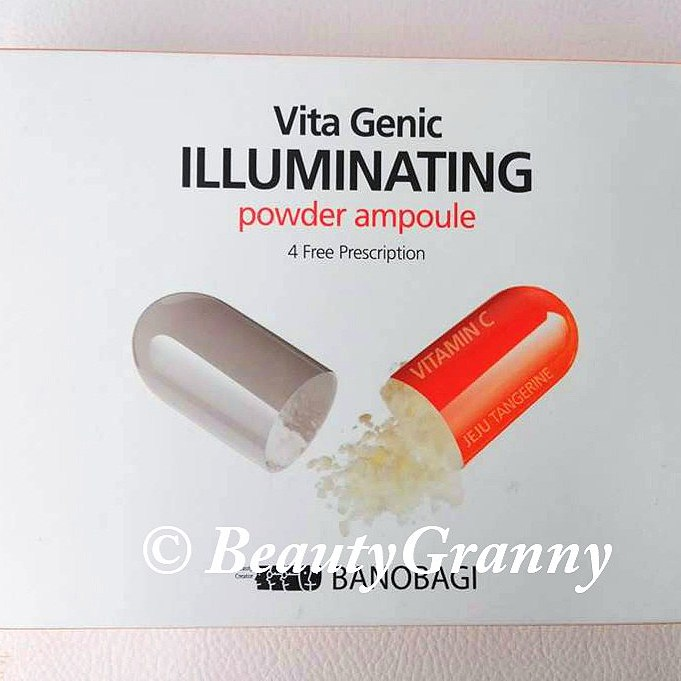 Banobagi Vita Genic Illuminating Powder