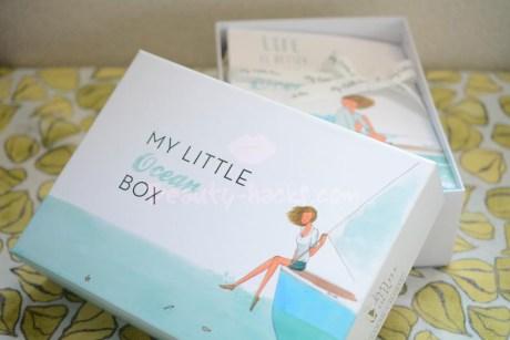 My Little Box 6月はOCEAN BOX!