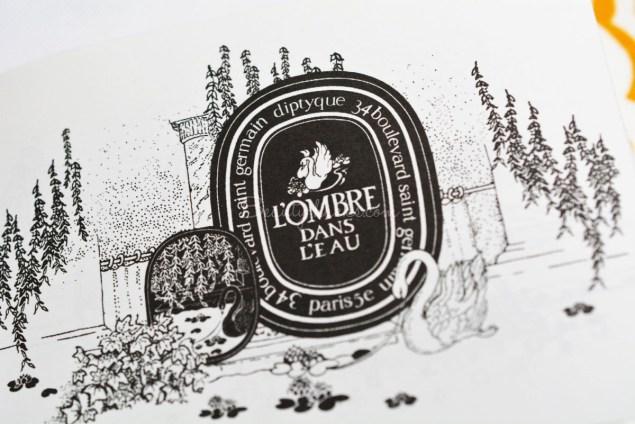 diptyque L'OMBRE DANS L'EAU ロンブルダンロー