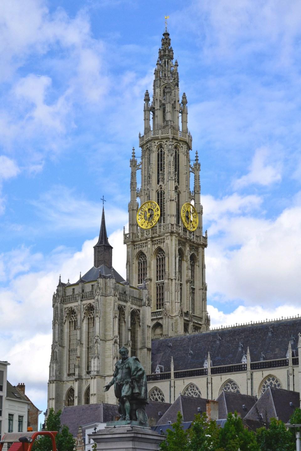 antwerp_ノートルダム大聖堂