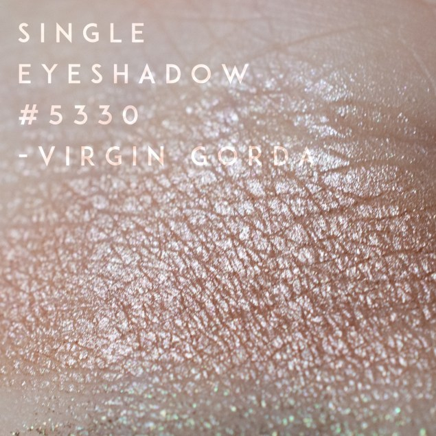 SINGLE EYESHADOW 5330 -VIRGIN GORDA