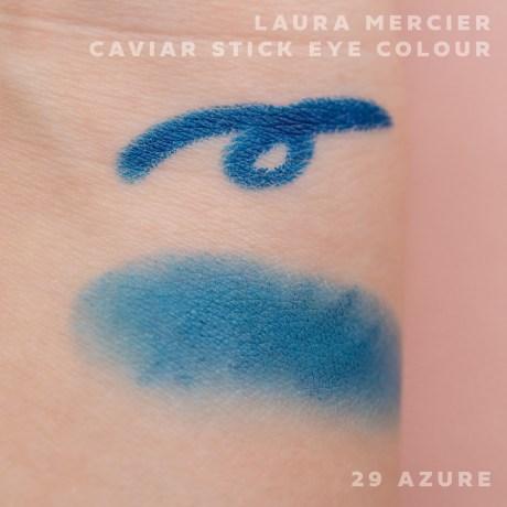 キャビアスティックアイカラー 29 AZURE シアーブルー×ネイビーブルー