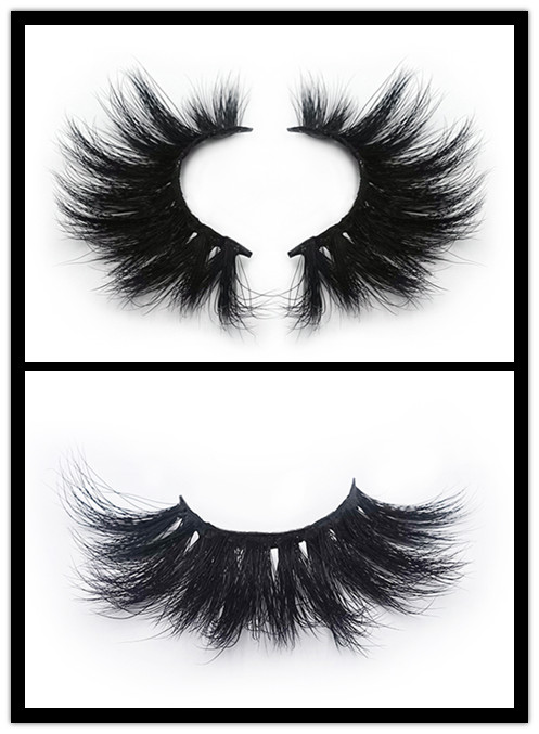Mink Lashes Factory_3D Mink Lashes Wholesale_28mm Mink Lashes