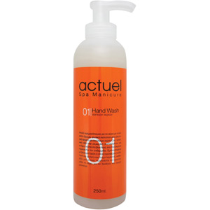 01 ACTUEL SPA HAND WASH 250ml